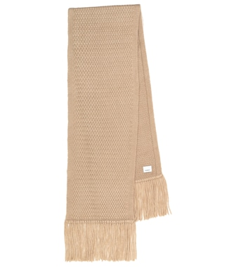 Burberry - Exclusive to Mytheresa – Future Archive mohair and silk scarf - mytheresa.com