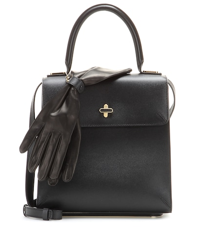 Bogart Leather Tote