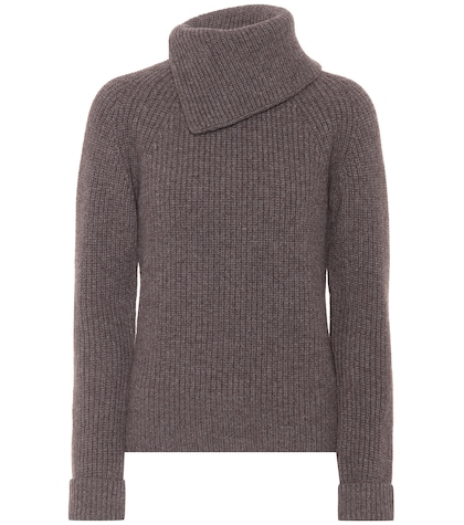 agnona female wool and cashmere sweater