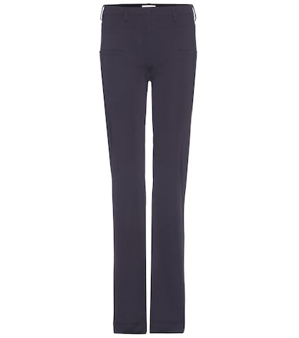 altuzarra female serge trousers