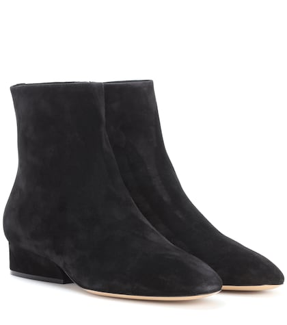 Pisa 30 suede ankle boots