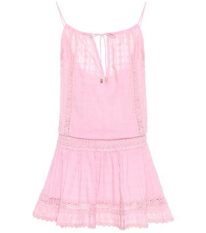 Chelsea cotton slip dress