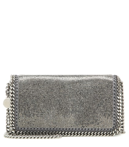 Falabella embellished shoulder bag