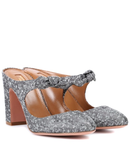 Sandy 85 brocade pumps