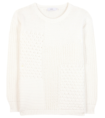 Cotton sweater