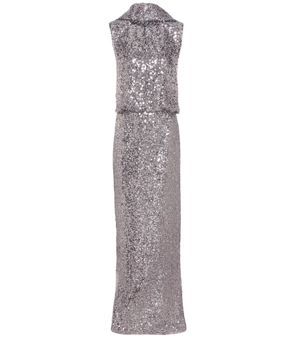 Sequin-embellished Dress