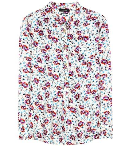Rusak Printed Silk Shirt