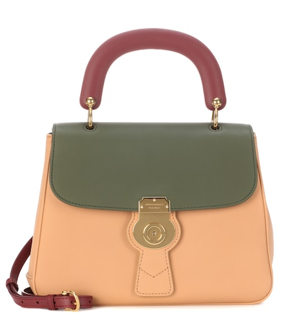 The Trench leather handbag