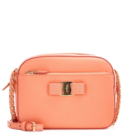 Lydia Leather Shoulder Bag