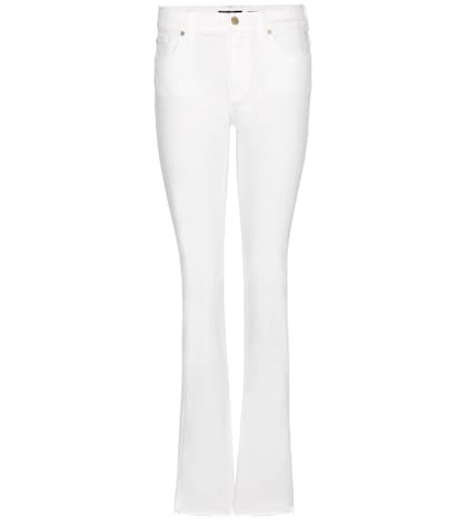 7 for all mankind female 45883 the skinny bootcut jeans