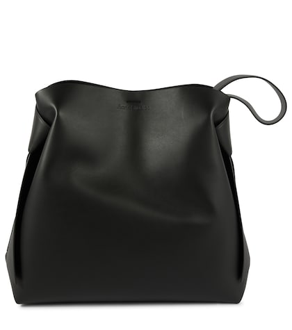 Masubi leather handbag