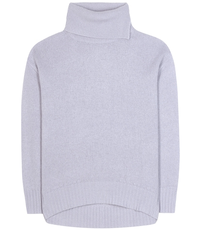 81hours female conda wool and cashmere turtleneck sweater