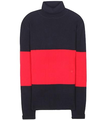 Joyce Wool Turtleneck Sweater