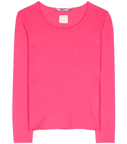 81hours female carnabi cashmere sweater