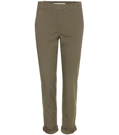 veronica beard female slim trousers