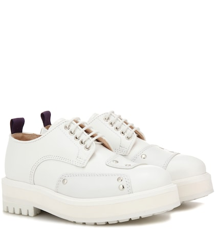 Kingston MX leather oxford shoes