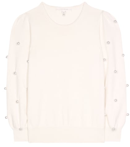 marc jacobs female wool and cashmere sweater