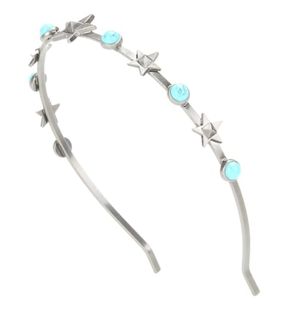 Silver-toned Hairband