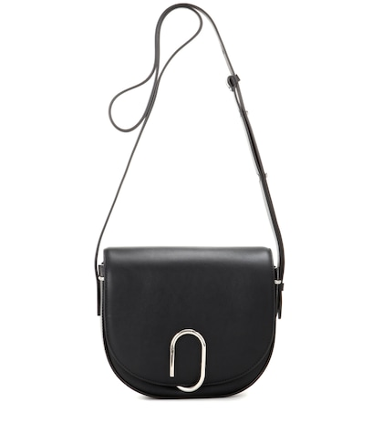31 phillip lim female alix saddle leather cossbody bag