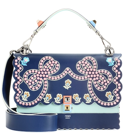 Embellished handbag