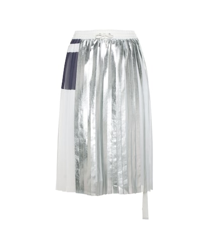 Blaise Metallic Skirt