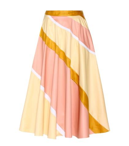 Rokas Cotton Skirt