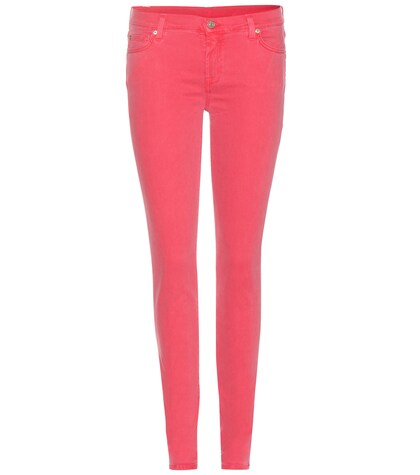 7 for all mankind female 243279 the skinny jeans