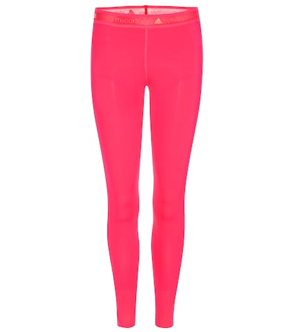 adidas by stella mccartney female 243279 run adizero tight leggings