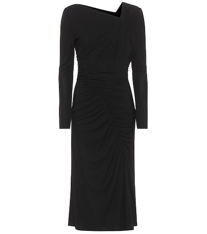 Anjela long-sleeved dress