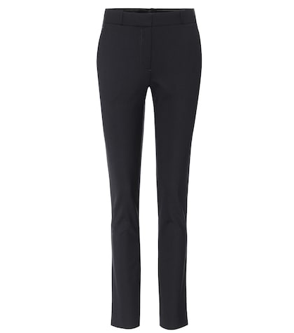 Pantalon slim en laine Franklin