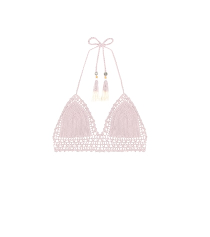 Essential Cheeky crochet bikini top