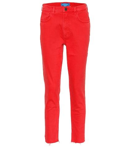 Mimi high-rise skinny jeans