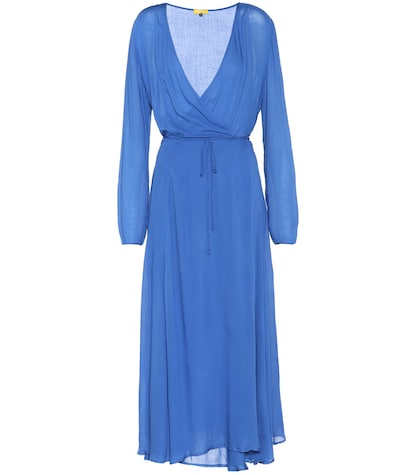 Bianca wrap dress