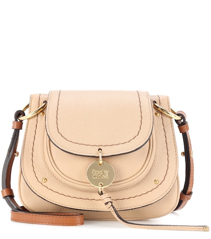 Susie leather crossbody bag