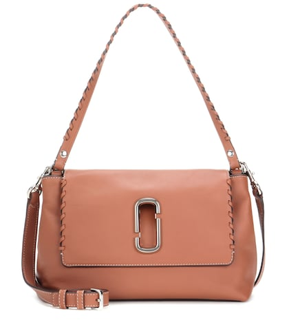 marc jacobs female noho leather shoulder bag