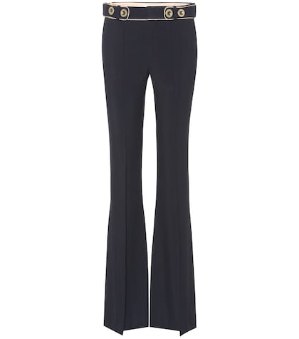 Exclusive to mytheresa.com – crêpe-cady trousers