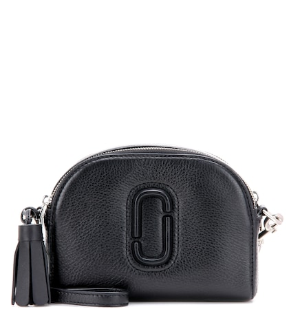 marc jacobs female shutter small leather crossbody bag