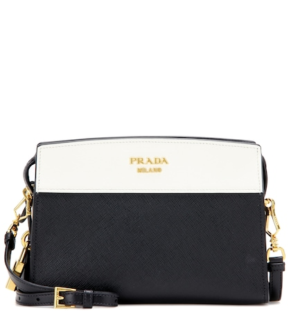 Esplanade Leather Shoulder Bag