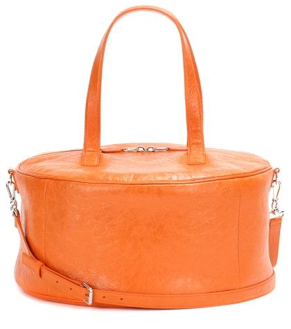Air Hobo S leather shoulder bag