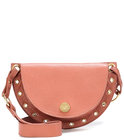 Kriss Small leather crossbody