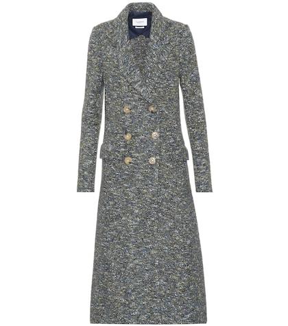 Overton boucle coat