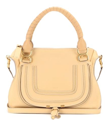 Marcie Medium leather shoulder bag