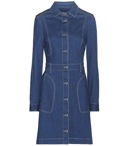 True Blue denim dress