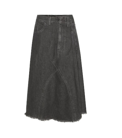 marc jacobs female cotton skirt