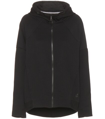nike female 188971 nike tech fleece cottonblend jacket