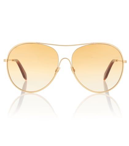 Loop Round aviator sunglasses