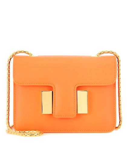 tom ford female sienna small leather shoulder bag