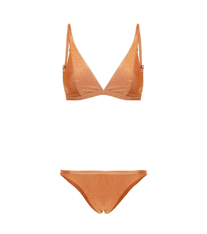 Exclusive to Mytheresa – triangle bikini