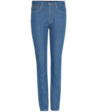 apc female skinny jeans