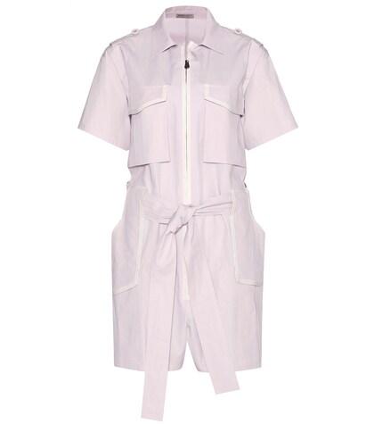 bottega veneta female 248826 cotton jumpsuit